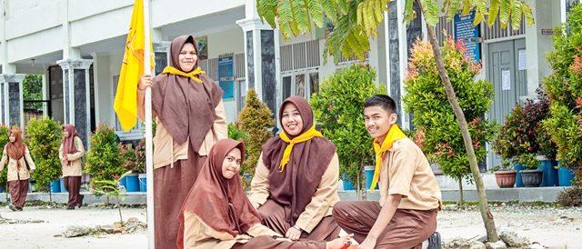 PMR SMA N 15 Pekanbaru